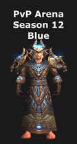 Priest PvP Arena Season 12 Blue Set