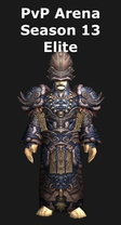 Priest PvP Arena Season 13 Elite Set