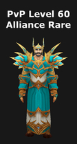 Priest PvP Level 60 Alliance Rare Set