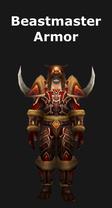 Beastmaster Armor Set