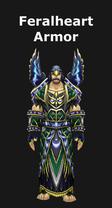 Feralheart Armor Set