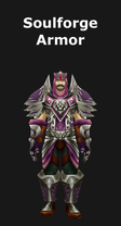Plate Soulforge Armor