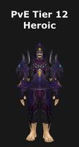 Rogue PvE Tier 12H Set