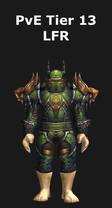 Rogue PvE Tier 13 LFR Set