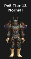 Rogue PvE Tier 13 Set