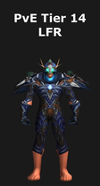 Rogue PvE Tier 14 LFR Set