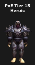 Rogue PvE Tier 15 Heroic Set