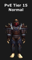 Rogue PvE Tier 15 Set
