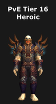 Rogue PvE Tier 16 Heroic Set
