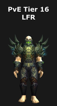 Rogue PvE Tier 16 LFR Set