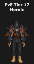 Rogue PvE Tier 17 Heroic Set