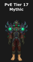 Rogue PvE Tier 17 Mythic Set