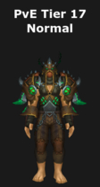Rogue PvE Tier 17 Normal Set
