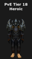 Rogue PvE Tier 18 Heroic Set