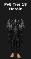 Rogue PvE Tier 18 Heroic Set