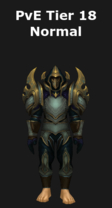 Rogue PvE Tier 18 Normal Set