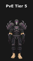 Rogue PvE Tier 5 Set