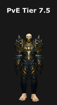 Rogue PvE Tier 7.5 Set