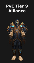 Rogue PvE Tier 9 Alliance Set