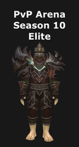 Rogue PvP Arena Season 10 Elite Set