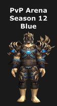 Rogue PvP Arena Season 12 Blue Set