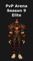 Rogue PvP Arena Season 9 Elite Set