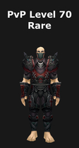 Rogue PvP Level 70 Rare Set