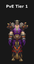 Shaman PvE Tier 1 Set