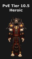 Shaman PvE Tier 10.5H Set