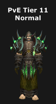 Shaman PvE Tier 11 Set