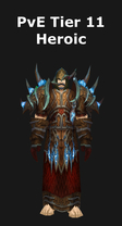 Shaman PvE Tier 11H Set
