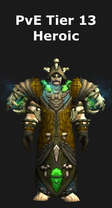 Shaman PvE Tier 13 Heroic Set