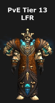 Shaman PvE Tier 13 LFR Set