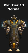Shaman PvE Tier 13 Set