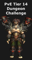 Shaman Tier 14 Challenge Mode Set