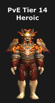 Shaman PvE Tier 14 Heroic Set