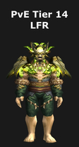 Shaman PvE Tier 14 LFR Set