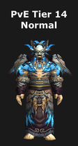 Shaman PvE Tier 14 Set