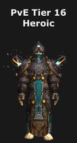 Shaman PvE Tier 16 Heroic Set