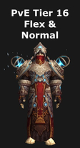 Shaman PvE Tier 16 Flex Set