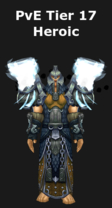 Shaman PvE Tier 17 Heroic Set