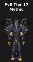 Shaman PvE Tier 17 Mythic Set