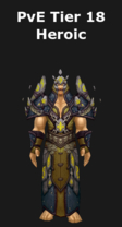 Shaman PvE Tier 18 Heroic Set