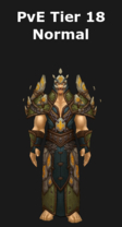 Shaman PvE Tier 18 Normal Set