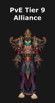 Shaman PvE Tier 9 Alliance Set
