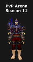 Shaman PvP Arena Season 11 Set