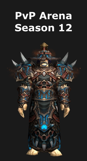 PvP Season 14 Armor Preview - World of Warcraft