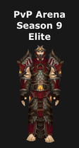 Shaman PvP Arena Season 9 Elite Set