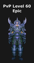 Shaman PvP Level 60 Epic Set