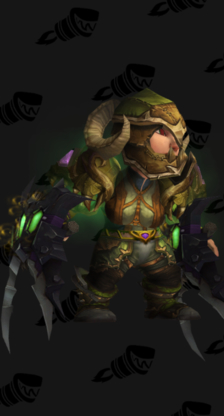 Gnome Ram Tank Monk Leather Transmog
